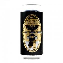 Bière artisanale - Iron Anniversary IPA - Mikkeller - Game of Thrones
