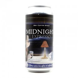 Bière artisanale française - midnight Expresso - Piggy Brewing Company