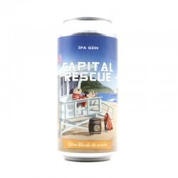 Bière artisanale française - Capital Rescue - Piggy Brewing Company