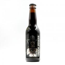 Bière artisanale française - Baden Power Old Ale Kirsh - O'Clock Brewery