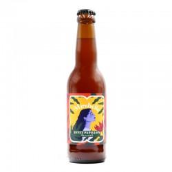 Bière artisanale française - Mirabelle - Brasserie Effet Papillon