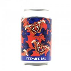 Bière artisanale française - Premier Bal - Brasserie Effet Papillon