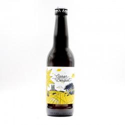 Bière artisanale française - Saison du Bosquet - Senses Brewing