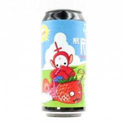 Bière artisanale française - Mr Red - Brasserie Sainte Cru