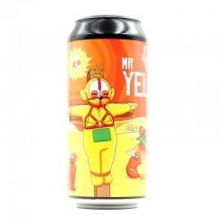Bière artisanale française - Mr Yellow - Brasserie Sainte Cru