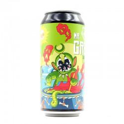 Bière artisanale française - Mr Green - Brasserie Sainte Cru