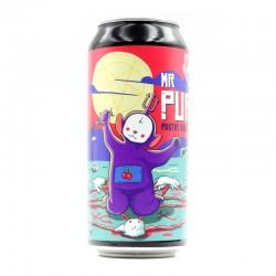 Bière artisanale française - Mr Purple - Brasserie Sainte Cru