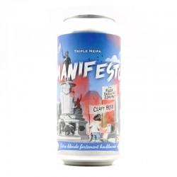 Bière Piggy Brewing Manifesto