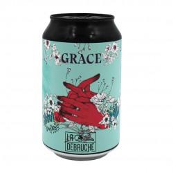 Bière artisanale française - Grace - Brasserie La Débauche