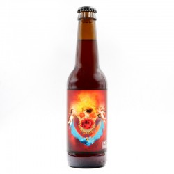 Bière artisanale française - Sacred Heart VIII - Brasserie La Débauche