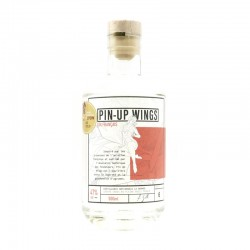 Gin artisanal français - Pin-Up Wings - Distillerie La Grange