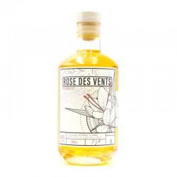 Gin artisanal français - Rose des vents - Distillerie la Grange