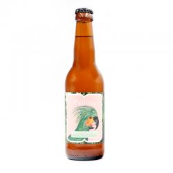 Bière artisanale française - Pépino - Brasserie Effet Papillon