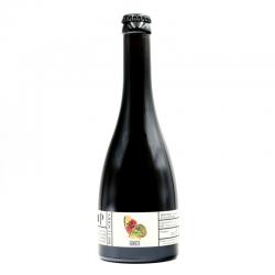 Bière artisanale française - Brett Series Fraise Rhubarbe - Effet Papillon