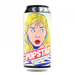 Bière artisanale - Popstar Gluten Free IPA - Brasserie Mad Scientist