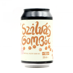 Bière artisanale - Szilvas Gombóc - Brasserie Mad Scientist