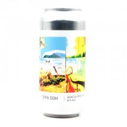 Bière artisanale - DIPA DDH Azacca Cryo Nelson Sauvin - Popihn