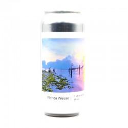 Bière artisanale - Florida Weisse Passion Goyave - Brasserie Popihn