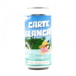 Bière artisanale française - Carte Blanche - Piggy Brewing Company