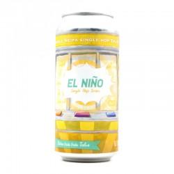 Bière artisanale - El Niño - Piggy Brewing Company