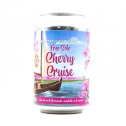 Bière artisanale française - Free Solo Cherry Cruise - Piggy Brewing