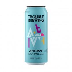 Bière artisanale irlandaise - Ambush Pale Ale- Trouble Brewing