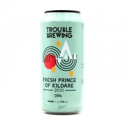 Bière artisanale irlandaise - Fresh Princeof Kildare - Trouble Brewing