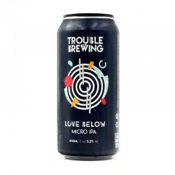 Bière artisanale irlandaise  - Love Below - Trouble Brewing