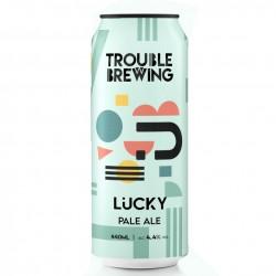 Bière artisanale irlandaise - Lucky - Trouble Brewing