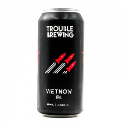Bière artisanale irlandaise - Vietnow - Trouble Brewing