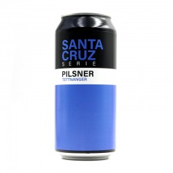 Bière artisanale - Santa Cruz Pilsner Tettnanger - Sainte Cru