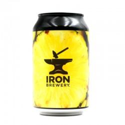 Bière iron Double Gose Ananas