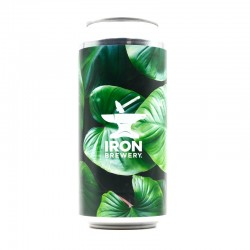 Bière artisanale française - Iron IPA DDH Simcoe - Iron brewery