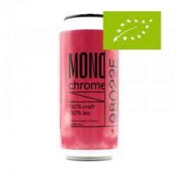 Bière bio - 9B022E - Dry Sour Cassis Citron Thé Earl Grey - Monochrome