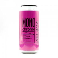 Bière artisanale - AEL804 - NEIPA Yakima Pink Boots Blend - Monochrome