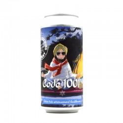 Bière artisanale française - Code 1001 - Piggy Brewing Company