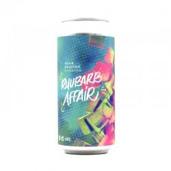 Bière artisanale française - Rhubarb Affair - Piggy Brewing Company