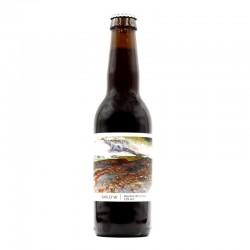 Brasserie artisanale - Barley Wine Bourbon Barrel Aged - Popihn
