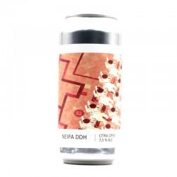 BIère artisanale française - NEIPA DDH Citra Cryo - Brasserie Popihn