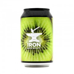 Bière artisanale française - Sour IPA Kiwi Centennial - Iron Brewery