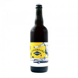 Bière artisanale française - Longboard Dream 75cl - Senses Brewing