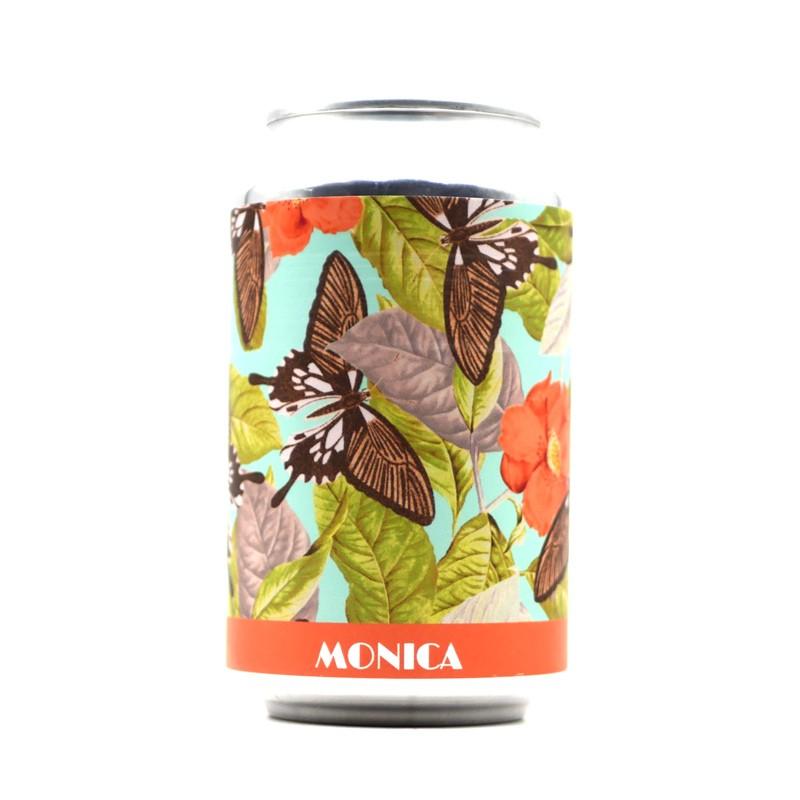 Bière artisanale française - Monica - Brasserie Effet Papillon