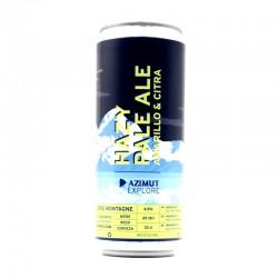 Bière Azimut Hazy Pale Ale...