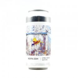 Bière artisanale française - NEIPA DDH CItra Mosaic - Brasserie Popihn