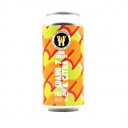 Bière artisanale - Duo Series Pale Ale Idaho 7 Citra - The White Hag