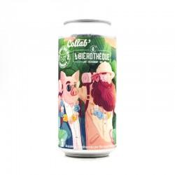 Bière artisanale française - Session Trip - Piggy Brewing Company