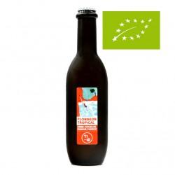 Cidre artisanal - Plongeon Tropical houblon mangue passion- Ti-Lo