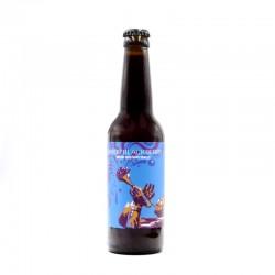 Bière artisanale française - Bebop Blackberry - Brasserie Hoppy Road