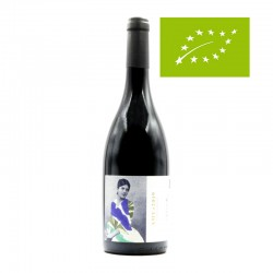 Vin rouge bio - Amy - IGP Pays d'Oc - Aubert & Mathieu