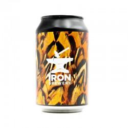 Bière artisanale française - Gose Abricot Laurier - Iron Brewery